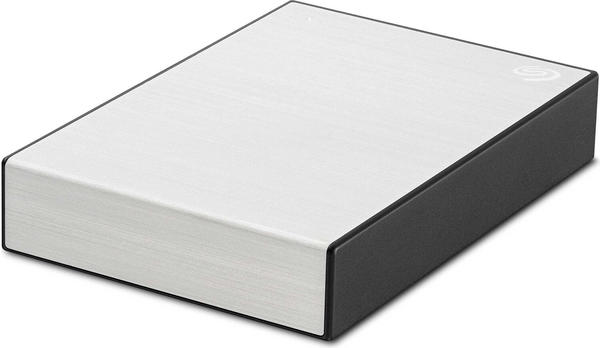 Seagate One Touch Portable 5TB silber