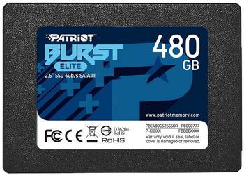 Patriot Burst Elite 480GB