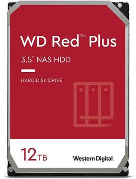Western Digital Red SATA III 12TB (WD120EFBX)