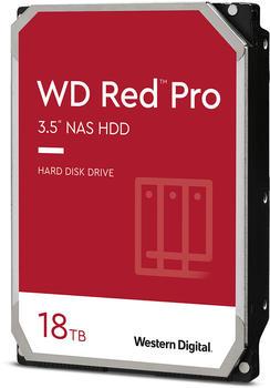 Western Digital Red Pro SATA III 18TB (WD181KFGX)