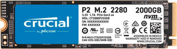 Crucial P2 2TB M.2