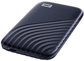 Western Digital My Passport SSD (WDBAGF) 2TB blau
