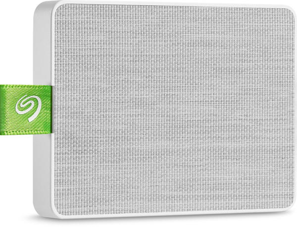 Seagate Ultra Touch SSD 500GB weiss