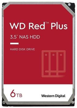 Western Digital Red SATA III 6TB (WD60EFZX)