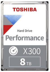 Toshiba X300 8TB (HDWR180EZSTA)