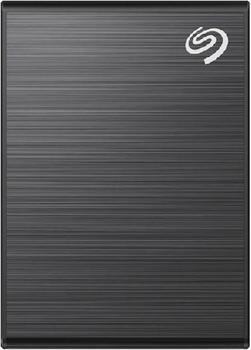 Seagate One Touch SSD 1TB schwarz (STKG1000400)