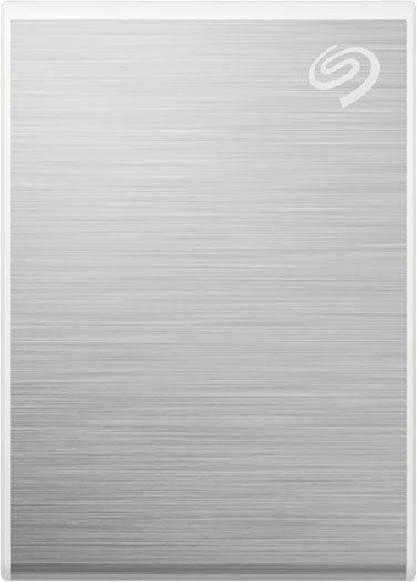 Seagate One Touch SSD 2TB silber