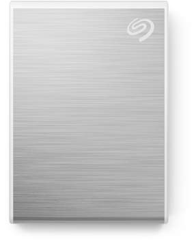Seagate One Touch SSD 1TB silber (STKG1000401)