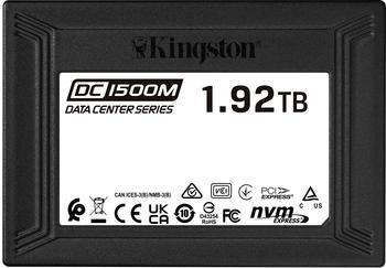 Kingston DC1500M 1.92TB