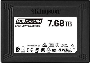 Kingston DC1500M 7.68TB