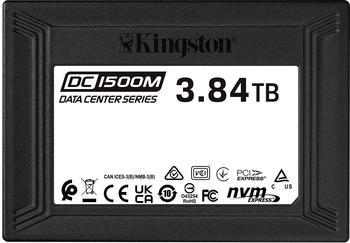 Kingston DC1500M 3.84TB