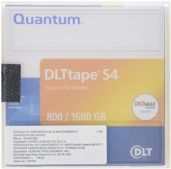 Quantum DLTtape S4