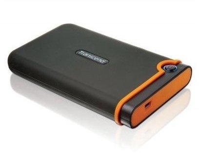 Transcend TS640GSJ25M Storejet 25 Mobile 640 GB