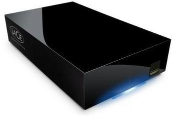 LaCie Wireless Space 2TB schwarz
