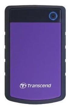 Testbericht Transcend TS1TSJ25H3P Storejet 25H3P 1 TB