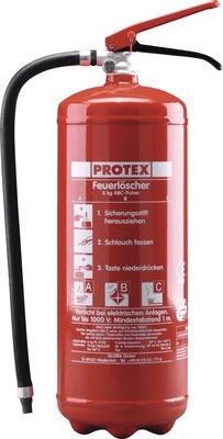 Protex PD 6 GA mit Manometer