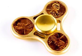 DS24 Premium Hand Spinner - Trio United State One Cent