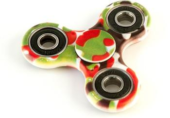 DS24 Hand Spinner in Army Design