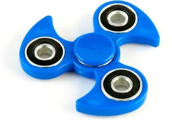DS24 Hand Spinner in Blau Schwarz L02