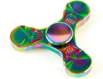 ds24-premium-hand-spinner-trio-totenkopf-regenbogen