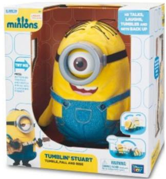 Thinkway Toys Minions Lachender Stuart 25 cm
