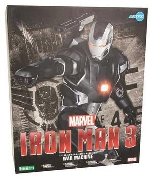 Kotobukiya Iron Man 3 Movie War Machine 1/6 ScaleArtFX Statue