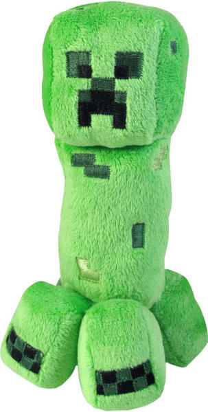Character Options Minecraft Creeper 18 cm