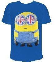 NBG Minions UK T-Shirt Größe L