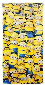 """United Labels Strandtuch Minions """"Extreme"""" (75x152 cm)"""