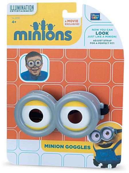 MTW Minions Dave Spassbrille