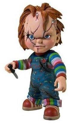 Mezco Toys CHUCKY - Chucky wants to play 17 cm Vinyl Fig.