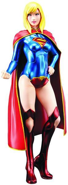 Kotobukiya Supergirl New 52 ArtFX Statue