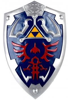 GT-Market Legend of Zelda Schild blau