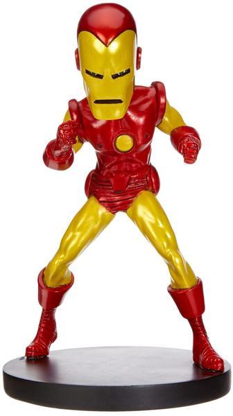 NECA Marvel Classic - Iron Man Extreme Head Knocker