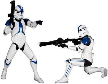 Kotobukiya ArtFX+ Statue Star Wars Clone Trooper 501st Legion 2er Pack Limited Edition