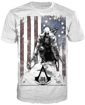 Flashpoint Assassins Creed 3 Flag and Connor, weiss