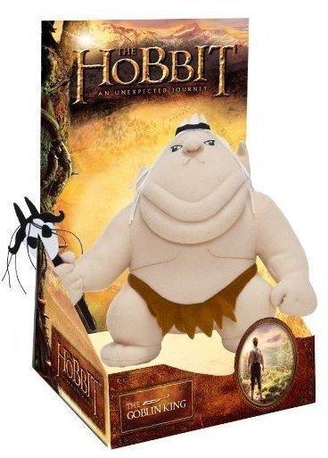 Joy Toy Der kleine Hobbit - Goblin King 30 cm