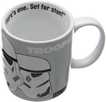 Joy Toy Star Wars Storm Trooper Reliefkeramiktasse 350 ml