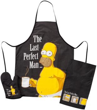 United Labels The Simpsons Barbecue Set