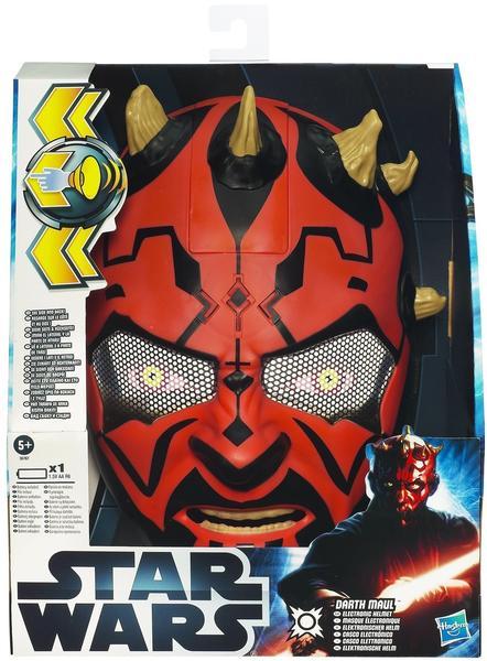 Hasbro Star Wars elektronischer Helm 3-fach sortiert