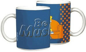 United Labels The Simpsons Tasse The Last Perfect Man