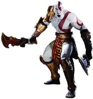DC Comics God of War 3 Kratos