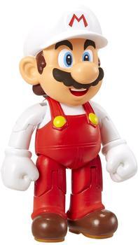 Nintendo - Mario mit Feuerblume (ca 10cm)