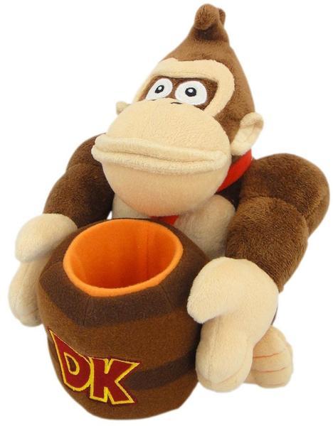 Together+ Nintendo Donkey Kong mit Fass SATODKWB-01