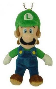 Together Plus Schlüsselanhänger - Super Mario Bros.: Luigi - ca 14cm