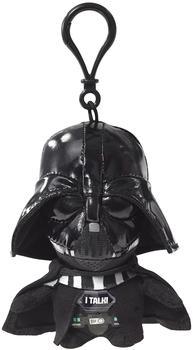 Jazwares GmbH Star Wars Plüschanh. Darth Vader mit Sound