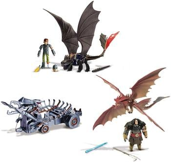 Spin Master How to train your dragon 2 - Power Dragon Attack Set