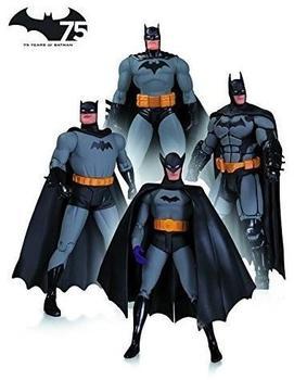 DC Comics Batman 75th Anniversary Series I 4-Fig. Box Set