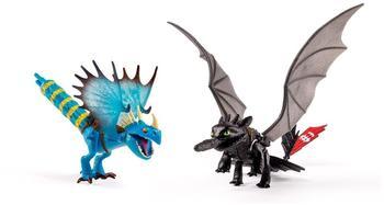 Spin Master Drachenzähmen leicht gemacht 2 - Power Dragon Toothless Extreme