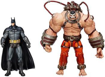 DC Direct Batman Arkham Asylum - Batman vs. Bane 2-Pack